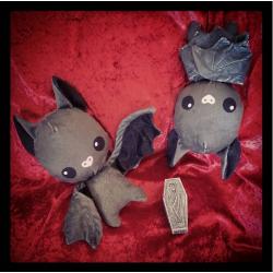 Batty - peluche toute douce