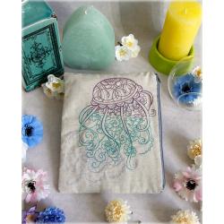 Pochette la méduse
