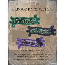 Marque-page witchy