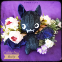Cathedral Batty - peluche toute douce