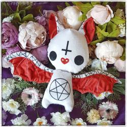 White Satanic Batty