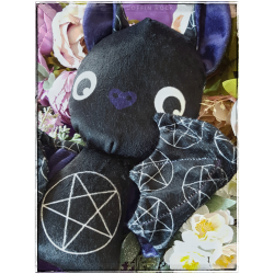 Purple pentacles Batty