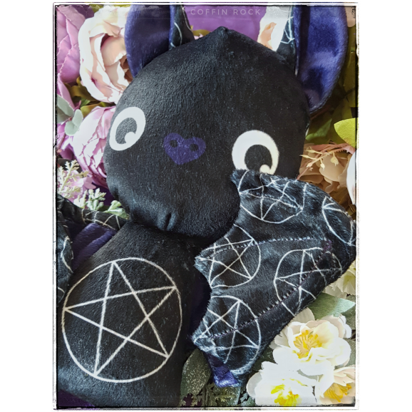 Purple pentacles Batty