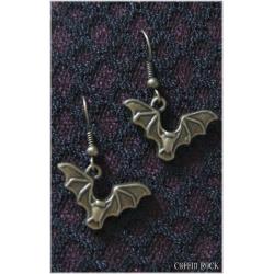 Boucle d'oreilles : vampyr