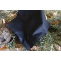 Noir : mouchoirs en tissus