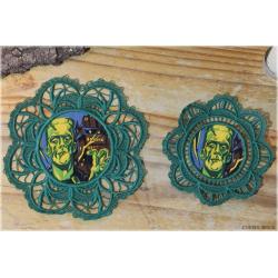 Nevermore - Lace doilies