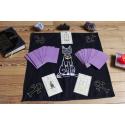 Bastet : nappe d'autel brodée