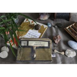Pochette du botaniste : viola odorata