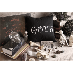 coussin Goth
