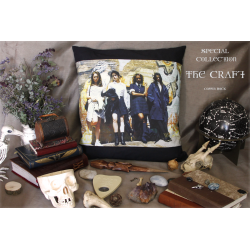 Coussin The Craft - Girl's gang