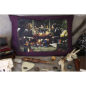 Grand Coussin The Craft - witchcraft