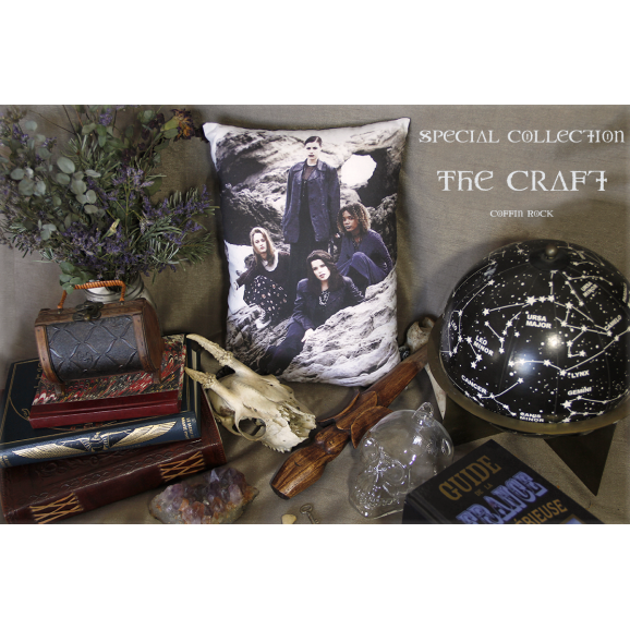 Coussin The Craft - on the beach