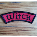 Patch Red Witch