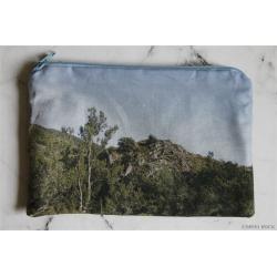 River border - zipper pouch