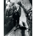 The Cabinet of Dr Caligari - pillow