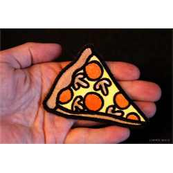 Patch pizza lover