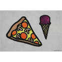Patch pizza lover !