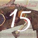 - Jour 15 - Serviettes pives (lot de 3)