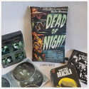 """coussin """"Dead of Night"""""""