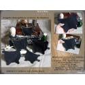 Chaudron - lingettes démaquillantes lavables