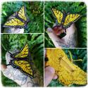 Eastern Tiger Swallowtail brooch