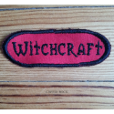 Patch Pink Witchcraft