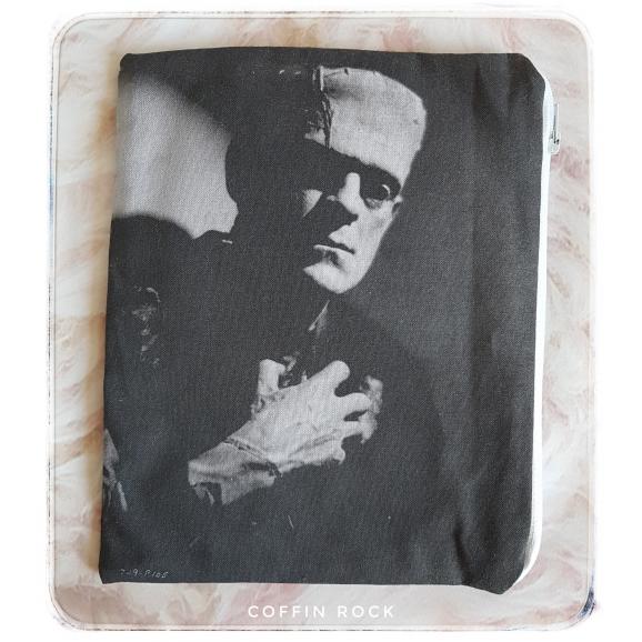 pochette portrait Frankenstein
