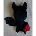 Dracula Batty - peluche toute douce