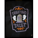 mini tote bag : Graveyard Dust