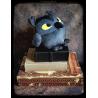 Grumpy Owl - sweet plush