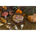 - Day 3 - mushroom brooch