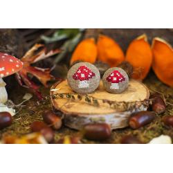 - Jour 3 - broche champignon