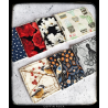 Collection Nature - papier toilette lavable