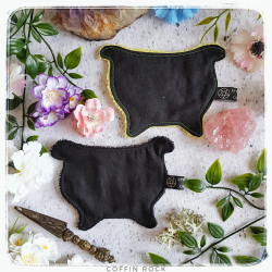 Big Bat - Washable demakeup pad