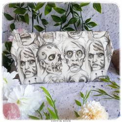 Porte-chéquier zombies