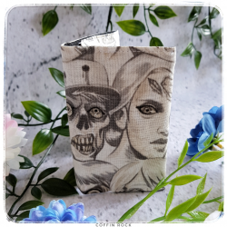 Zombies card holder