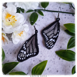 monarch earings