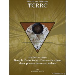 Terre - amulette