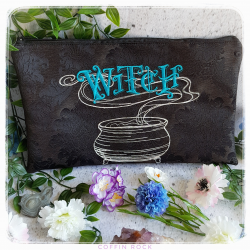 Witch Clutch bag