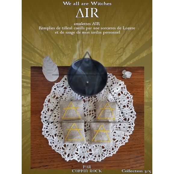 Air - amulette