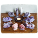 gemstone candles