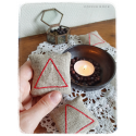 FIRE - amulette