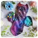 Cosmos coloré - Bat serviette lavable