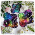 Colorful constellations - Washable Periodic Pad
