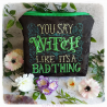 Pochette you say witch !