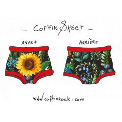 COMMANDE SPECIALE : CoffinShort pour Marie-Ange