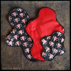 Cuterus Flanel Cloth Pad