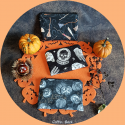 halloween's collection coin purse