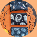 Porte-denier halloween collection