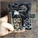 Nevermore - Lingette démaquillante lavable
